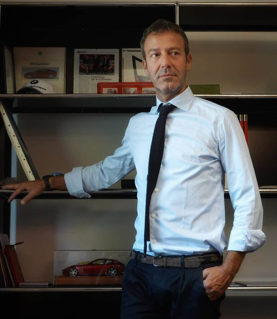 Massimo Cecchini - Cannon Interview